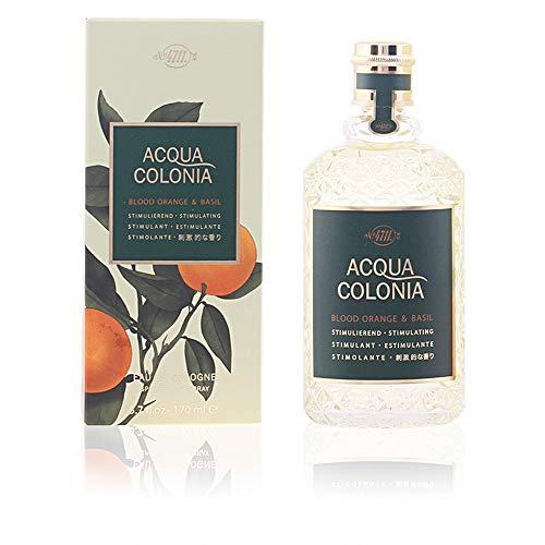 4711 Acqua Colonia Eau de Cologne Orange Sanguine et Basilic pour unisexe en flacon vaporisateur 50 ml