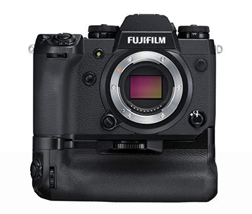 Fujifilm X-H1 - Cámara Digital sin Espejo (Kit con empuñadura Vertical, 24.3 MP, 4K/30p) Color Negro
