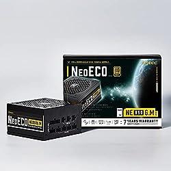 Antec、80PLUS Gold認証取得 高効率高耐久フルモジュラー電源ユニット「NE850G M 」 ブラック 出力850W