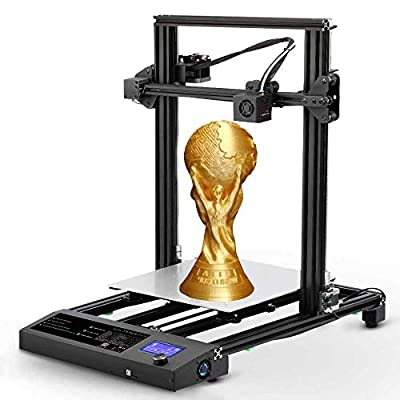 SUNLU 3D Printer 95% Pre-Assembled 310x310x400 MM with Dual Z Axis Printing, Filament Run Out Detection, and Resume Printing, S8 Large Size 3D Printer