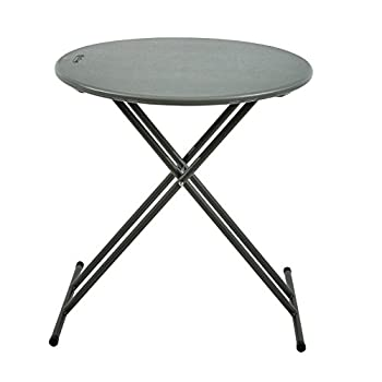 Best small round folding table Reviews