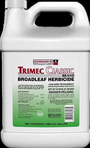 Trimec Classic Herbicide 1 Gal Post Emergent For All Major Broadleaf Weeds