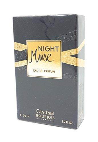 Bourjois Night Muse Eau de Parfum Spray 50ml