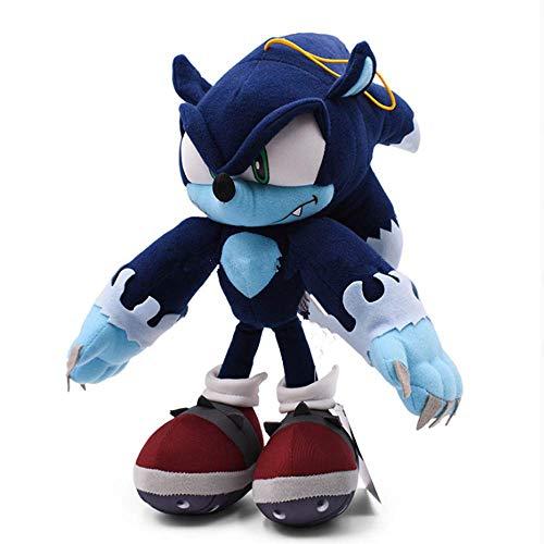 zjq Kuscheltier 30 cm Sonic World Adventure Weiche Puppe Cartoon Tier Plüsch Plüschtier Kind