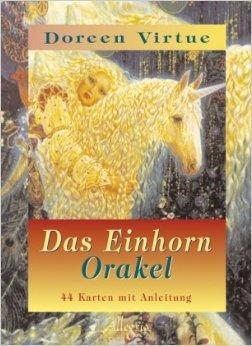 Das Einhorn Orakel - 44 Karten mit Anleitungsbuch von Doreen Virtue (Herausgeber) ( 23. März 2007 )