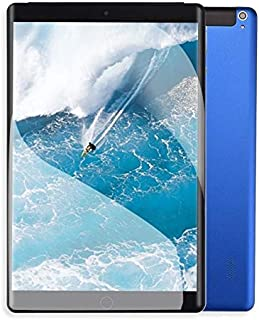 SHIHUI Cellphone P10 3G Phone Call Tablet PC, 10.1 inch, 2GB+32GB, Android 5.0 MTK6582 Quad Core 1.6GHz, Dual SIM, OTG, WiFi, Bluetooth, FM, GPS (Grey)(Gold)(Blue)(Red) etc (Color : Blue)