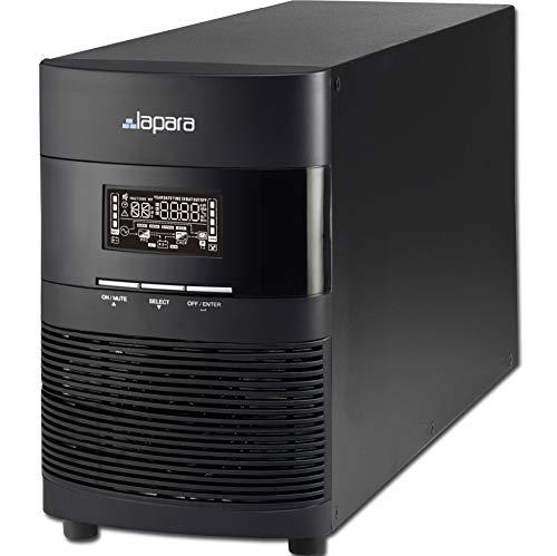 Lapara LA-ON-2K-LCD-V10 Sistema de Alimentación Ininterrumpida SAI 2000VA 2000W LCD Online