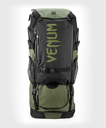 Venum Giant Basso Vtc 2 Scarpe da Boxe Neo Giallo Nero Sparring Calzature Stivali, Giallo Neo, Nero, 8.5