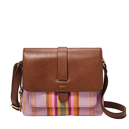 Fossil Crossbody, Purple