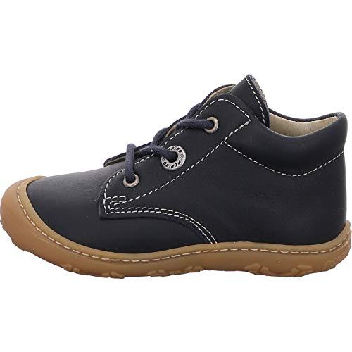 RICOSTA Unisex - Kinder Lauflern Schuhe Cory von Pepino, Weite: Mittel (WMS), Kids junior Kleinkinder Kinder-Schuhe toben,Nautic,23 EU / 6 Child UK