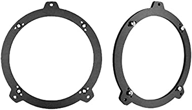 99-05 BMW E46 3 Series (Coupe Only) Front Speaker Adapter Spacer Rings - SAK015_55-1 Pair