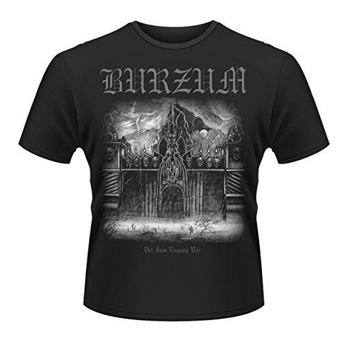 Burzum Herren T-Shirt X-Large (Herstellergröße: X-Large) Schwarz