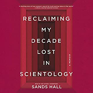 Reclaiming My Decade Lost in Scientology cover art