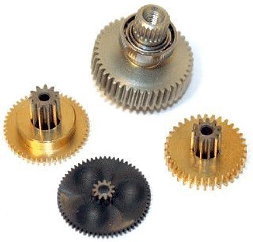 Servogetriebesatz 8511 (Aluminium Getriebe mit BB) 05 481 (Japan Import   Das Paket und das Handbuch werden in Japanisch)
