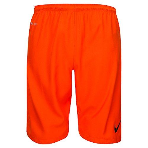 NIKE Herren Laser Ii Woven Shorts Nb, Sicherheits Orange/Schwarz, S