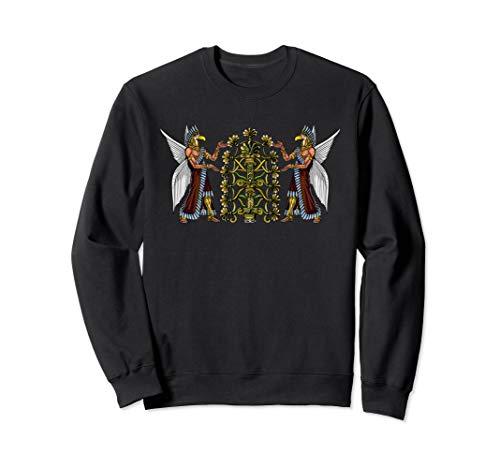 Annunaki Alien Gott Sumerische Außerirdische Sweatshirt