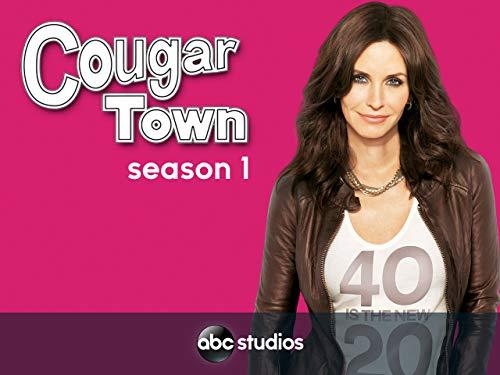 COUGAR TOWN (YR 1 2009/10 EPS 1-24)