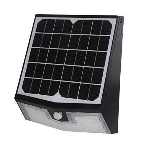 Voltman VOM069213 VOM69213 - Aplique solar (modelo Eos-Negro-1500...