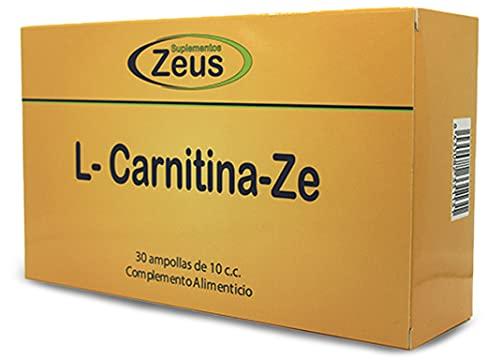 Nutricosmetics - Zeus L-Carnitina 1500 Ze 30 Amp