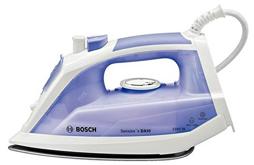 Bosch tda1022000 sensixx'x DA10 fer à repasser, blanc/lilas, 2400 W