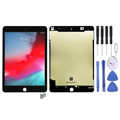 Moonbaby Nieuw LCD-scherm en Digitizer Volledige montage voor iPad Mini (2019) 7,9 inch A2124 A2126 A2133 (zwart)