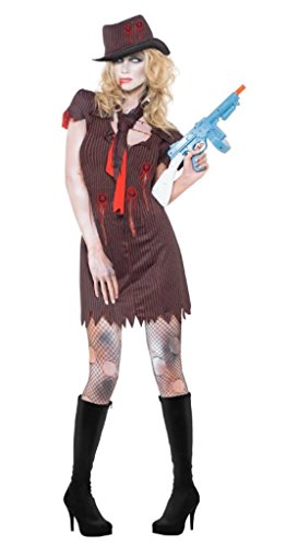 - Gangster Zombie Kostüme