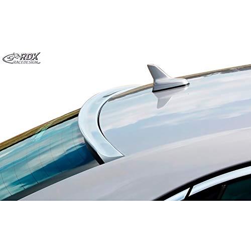 RDX Racedesign RDHL474 Dachspoilerlippe Cls W218 (Abs), Schwarz