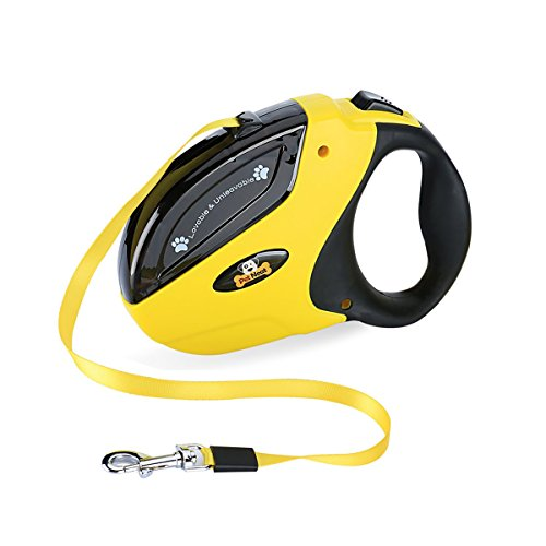 Pet Neat Retractable Dog Leash with Break and Lock Button - Free eBooks - Premium Quality - 10 Ft -...
