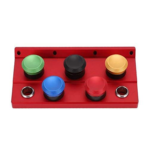Accesorio para baño de aceite, fácil uso, juego de engrasador de reloj...