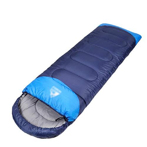 Yiiquanan Outdoor Herbst Schlafsack Ultraleicht Warm Mumienschlafsack für Camping, Outdoor, Trekking, Reise, Indoor. (As Photo, (190+30)*75cm)