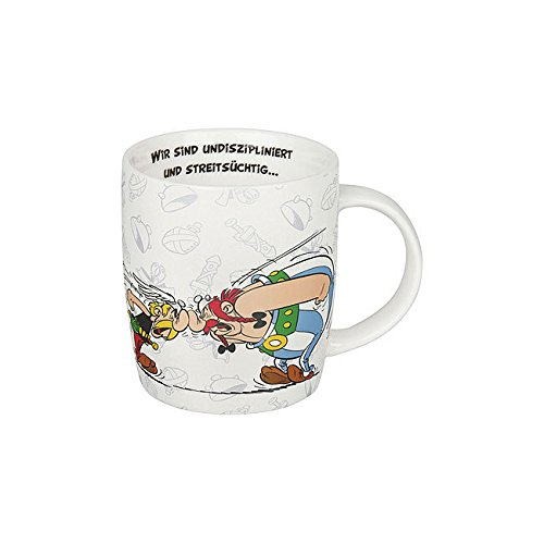 Könitz Becher Asterix - Aber wir lieben
