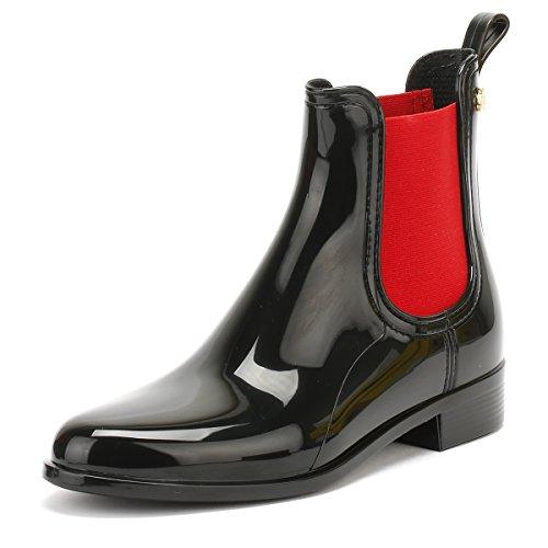 Lemon Jelly Pisa, Chelsea Boots Femme, Noir (Black 08), 38 EU
