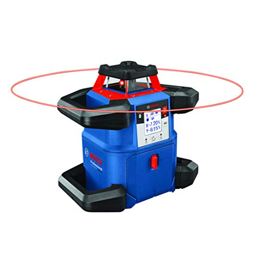 BOSCH REVOLVE4000 GRL4000-80CH 18V Cordless Horizontal Self-Leveling Rotary Laser