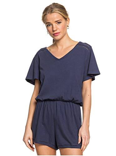 Roxy Bali Free Love - Short Sleeve Playsuit - Kurzärmliger Playsuit - Frauen