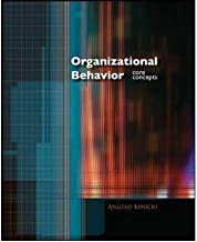 [(Organizational Behavior: Core Concepts )] [Author: Angelo Kinicki] [Aug-2007]