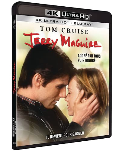 Jerry Maguire [4K Ultra HD + Blu-Ray]