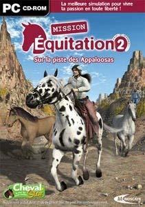 Mission Equitation 2 : Sur la piste des Appaloosas