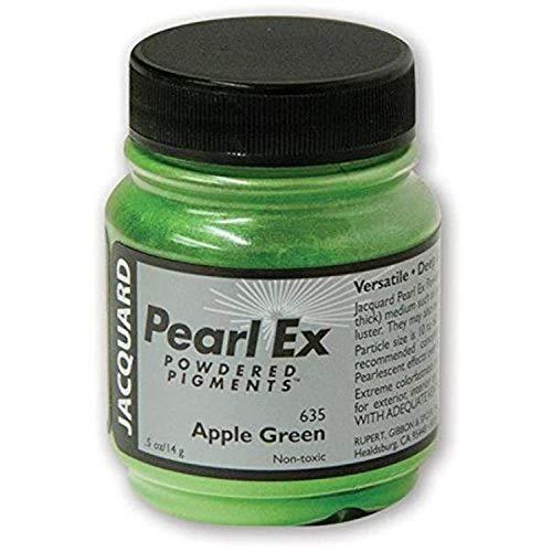 Jacquard Produkte Puder Pearl Ex gepudert Pigment 14g-Apple grün