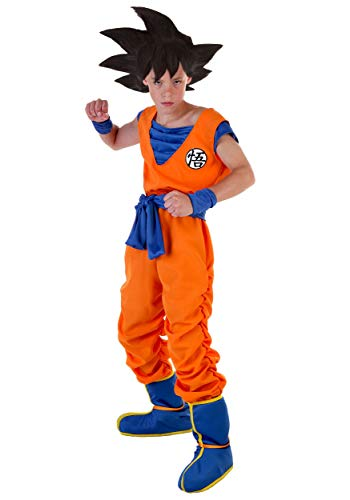 Goku Costume for Kids Boys Dragon Ball Z Costume X-Large (16-18)