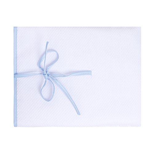 Trocador Portátil, Papi Textil, Azul