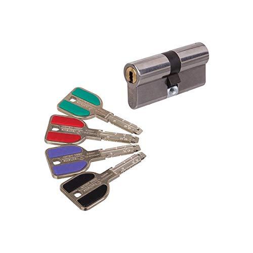 Vachette - Cylindre 2 entrées varié RADIALIS + Inox 65x32,5mm