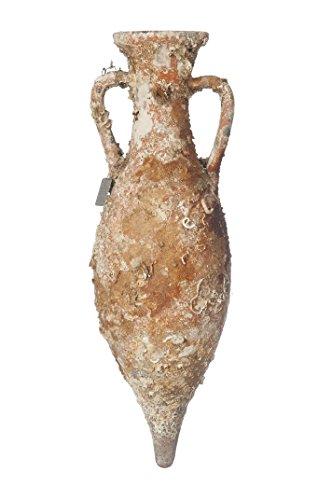 Urna funeraria Ánfora Gádir MDU40 84x29cm Urna para Cenizas humanas o para Mascotas. Urna de incineración estéticas Urna Elegante y discreta.