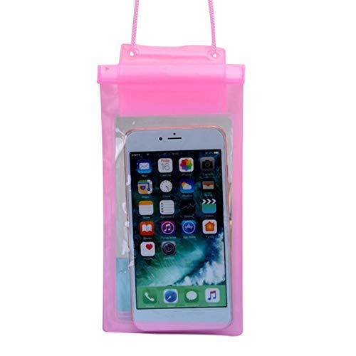 Xingying Funda impermeable universal para teléfono móvil de 5 a 6 pulgadas