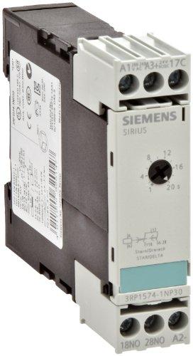 Siemens 3RP1574-1NP30 Elektronisch Zeitrelais mit Stern-Dreieck-Funktion