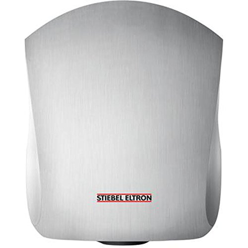 Stiebel Eltron 231584 985W, 120V, Stainless Steel Metallic Ultronic 1S Touchless Automatic Hand Dryer