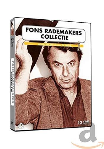 Fons Radermaker Collection - 13-DVD Box Set ( Dorp aan de rivier / Makkers, staakt uw wild geraas / Het mes / Als twee druppels water / De dans van de reiger / [ Holländische Import ]