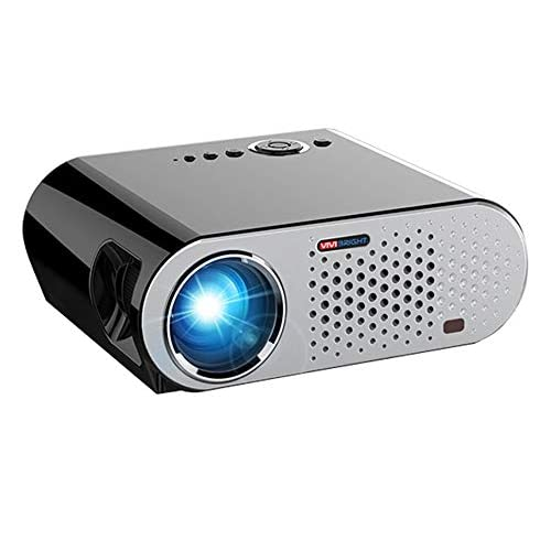 6f732782d968a8 Vivibright GP90 Portable Projector LED LCD 3200 Lumens 1280*800 Support  1080P