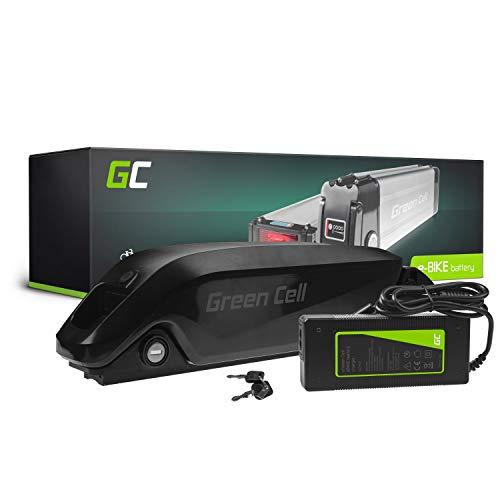 Green Cell GC Bateria Bicicleta Electrica 36V 12Ah Down Tube Li-Ion Ebike Batería y Cargador