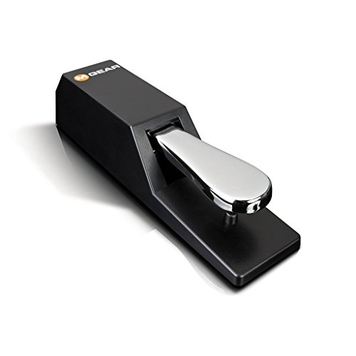 M-Audio SP 2 - Universal Sustain Pedal with Piano Style Action For MIDI Keyboards, Digital Pianos & More
