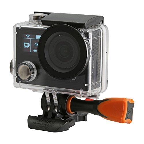 Rollei Actioncam 430 – Leistungsstarker WiFi Camcorder mit 4K, 2K, Full HD – Schwarz - 5